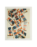 Brillo Boxes, 1979 Reprodukcje autor Andy Warhol