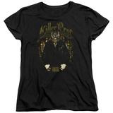 Womans: Suicide Squad- Killer Croc Skin T-shirts
