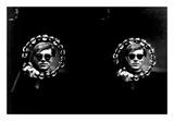 Double Tambourine, circa 1966 Plakaty autor Andy Warhol/ Nat Finkelstein