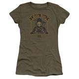 Juniors: Suicide Squad- Belle Reve T-Shirt