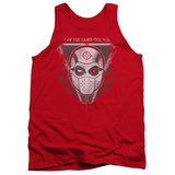 Tank Top: Suicide Squad- Deadshot I Am The Way Tank Top