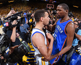 Oklahoma City Thunder v Golden State Warriors - Game Seven Photo by Andrew D Bernstein