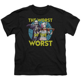 Youth: Suicide Squad- Worst Of The Worst T-Shirt