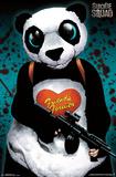 Suicide Squad- Gangster Panda Pósters