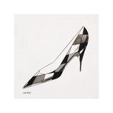 Untitled (High Heel), c. 1958 Giclée-tryk af Andy Warhol