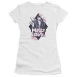 Juniors: Suicide Squad- Mad Love T-shirts