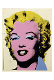 Lemon Marilyn, 1962 Print by Andy Warhol