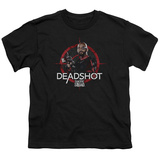 Youth: Suicide Squad- Deadshot Target T-Shirt