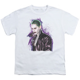Youth: Suicide Squad- The Joker Smoulder T-Shirt
