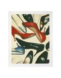 Shoes, 1980 Kunst af Andy Warhol