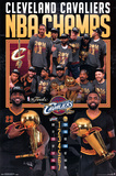 2016 NBA Finals- Cavaliers Celebration Prints