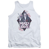 Tank Top: Suicide Squad- Mad Love Tank Top