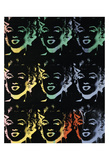 Marilyn, c. 1979-86 Posters by Andy Warhol