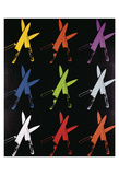 Knives, 1981-82 (multi) Print by Andy Warhol