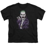 Youth: Suicide Squad- Joker Close Shave Shirt