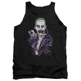 Tank Top: Suicide Squad- Joker Close Shave Tank Top