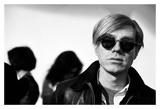 Andy Warhol, 1966 (2) Art by Andy Warhol/ Nat Finkelstein
