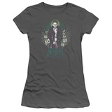 Juniors: Suicide Squad- Joker Prince Of Chaos T-shirts