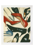 Shoes, 1980 Print by Andy Warhol