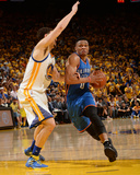 Oklahoma City Thunder v Golden State Warriors - Game Seven Foto von Noah Graham