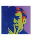 Andy Warhol - Self-Portrait, 1966 - Reprodüksiyon
