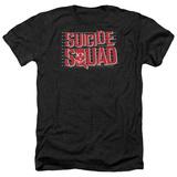 Suicide Squad- Lineup Logo T-Shirt