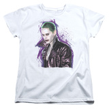 Womans: Suicide Squad- The Joker Smoulder T-shirts