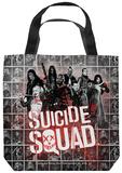 Suicide Squad - Splatter Tote Bag Tote Bag