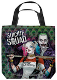 Suicide Squad - Perfect Couple Tote Bag Tote Bag