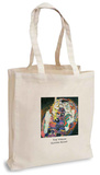 Gustav Klimt - The Virgin Tote Bag Tragetasche