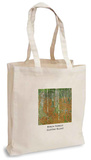 Gustav Klimt - Birch Forest Tote Bag Tragetasche