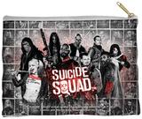 Suicide Squad - Splatter Zipper Pouch Zipper Pouch