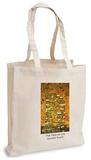 Gustav Klimt - The Tree of Life Tote Bag - Tote Bag