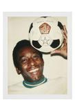 Pelé, 1977 Plakaty autor Andy Warhol