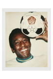 Pelé, 1977 Posters by Andy Warhol