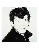 Robert Mapplethorpe, 1983 Plakater af Andy Warhol