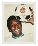 Pelé, 1977 Prints by Andy Warhol
