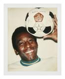 Pelé, 1977 Prints by Andy Warhol