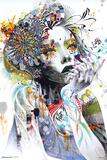 Ethereal Girl Affischer
