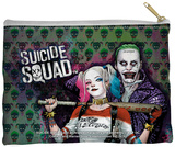 Suicide Squad - Perfect Couple Zipper Pouch Zipper Pouch