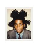 Basquiat, Jean-Michel, 1982 Plakat af Andy Warhol
