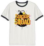 Suicide Squad - Exploding Bomb Ringer Koszulki