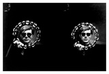 Double Tambourine, circa 1966 Prints by Andy Warhol/ Nat Finkelstein