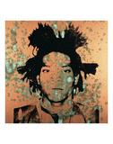 Jean-Michel Basquiat, 1982 Plakat af Andy Warhol