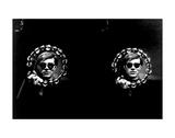 Double Tambourine, circa 1966 Plakat af Andy Warhol/ Nat Finkelstein