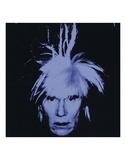 Andy Warhol - Self Portrait, 1986 Umělecké plakáty