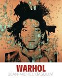 Andy Warhol - Jean-Michel Basquiat, 1982 - Art Print