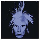 Andy Warhol - Self Portrait, 1986 Reprodukce