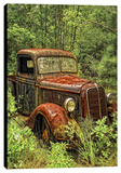 Old Auto Stretched Canvas Print by Dano