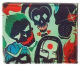 Suicide Squad Skulls Wallet Wallet